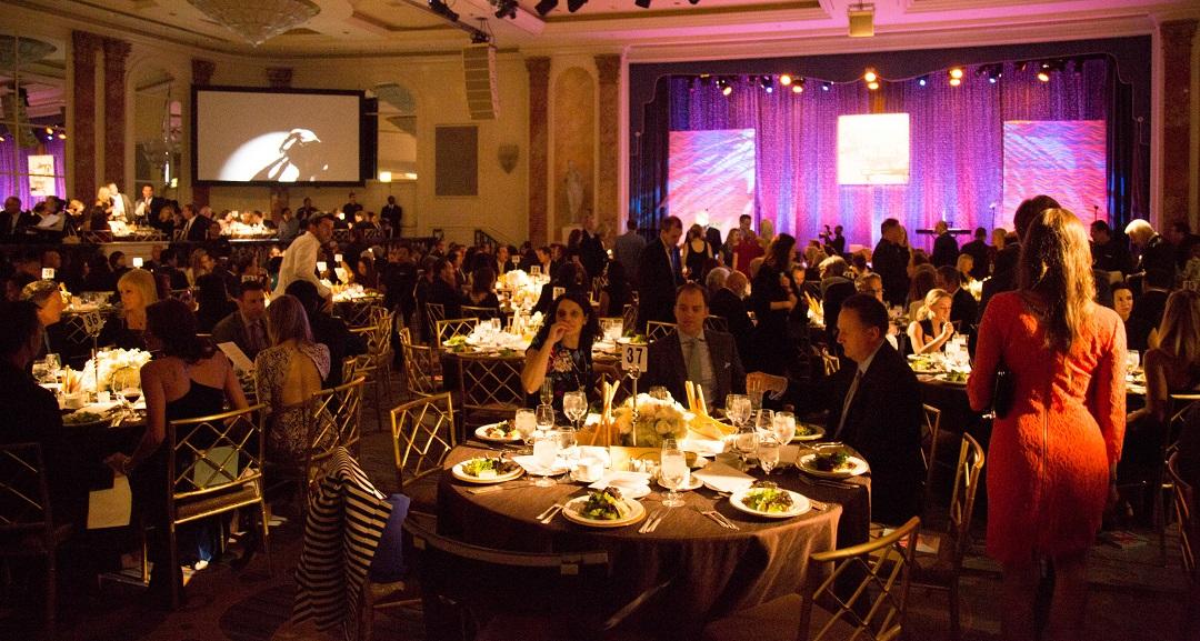 Awards. Photo by Hollywood Glam Magazine