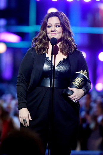 Melissa McCarthy. Photo provided by MTV Movie Awards PR