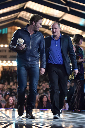 Chris Pratt. Photo provided by MTV Movie Awards PR