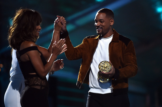 Will Smith. Photo provided by MTV Movie Awards PR