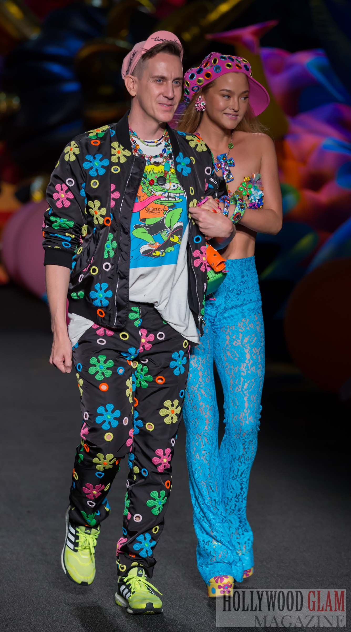 Moschino And Tyler The Creator Rock The Runway At Made L A Fashion Hollywood Glam Magazine