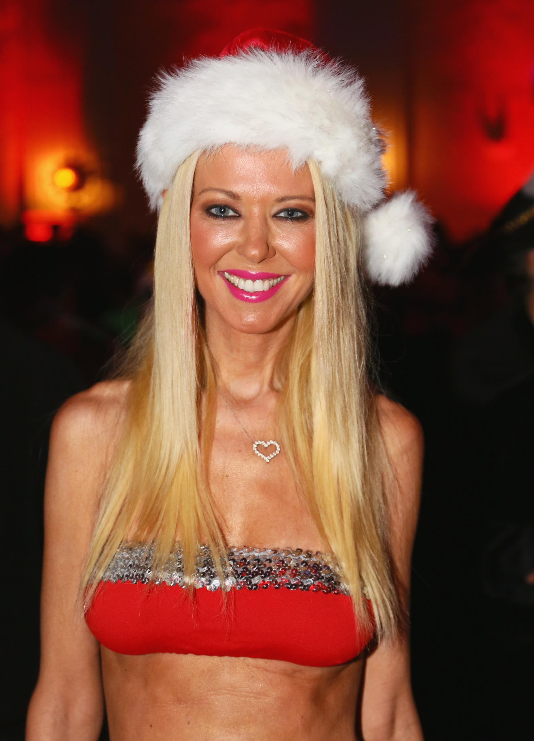 LOS ANGELES, CA - OCTOBER 29:  Actress Tara Reid attends Trick or treats! - The 6th Annual treats! Magazine Halloween Party Sponsored by Absolut Elyx on October 29, 2016 in Los Angeles, California.  (Photo by Gabriel Olsen/WireImage)