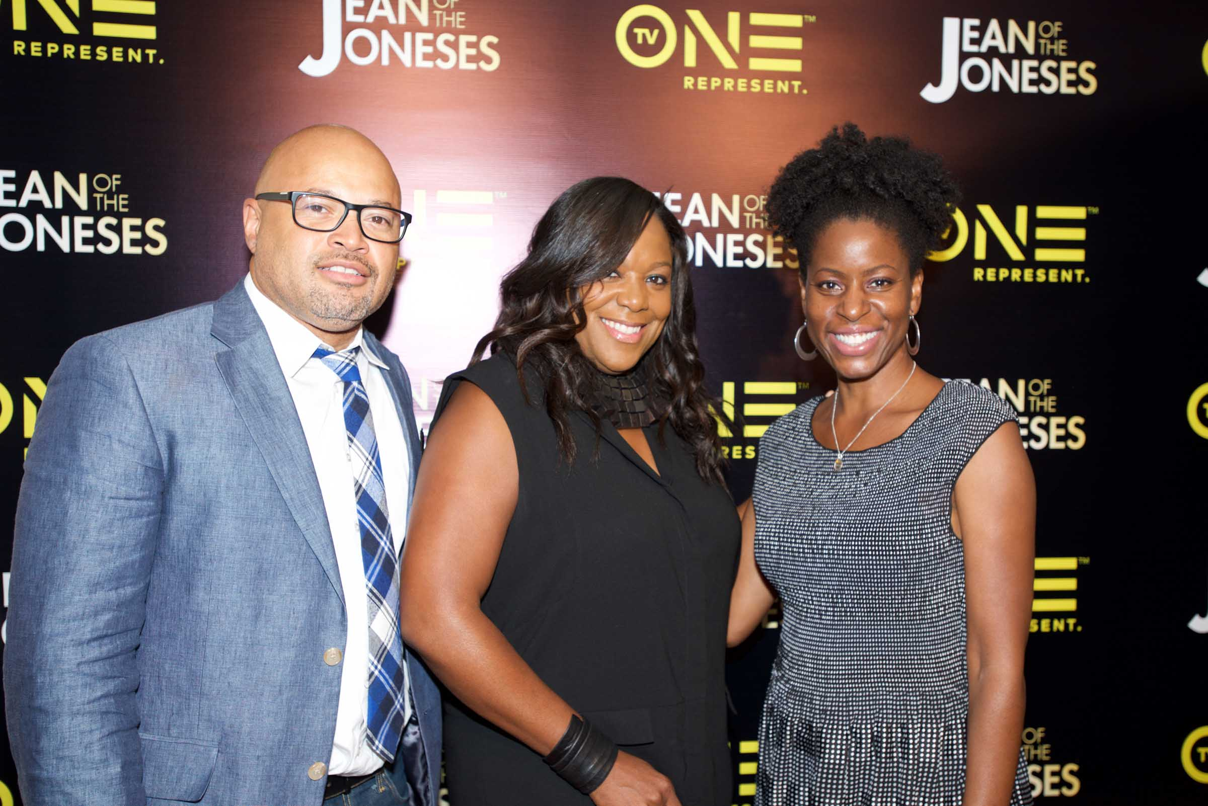 Jean of the Joneses movie premiere. Photo by Earl Gibson III