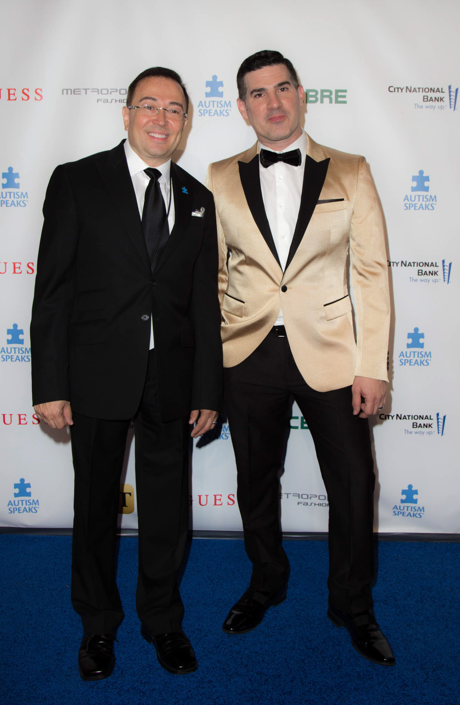 Autism Speaks La Vie En Blue Fashion Gala. Photo by Mikhail Urubkov