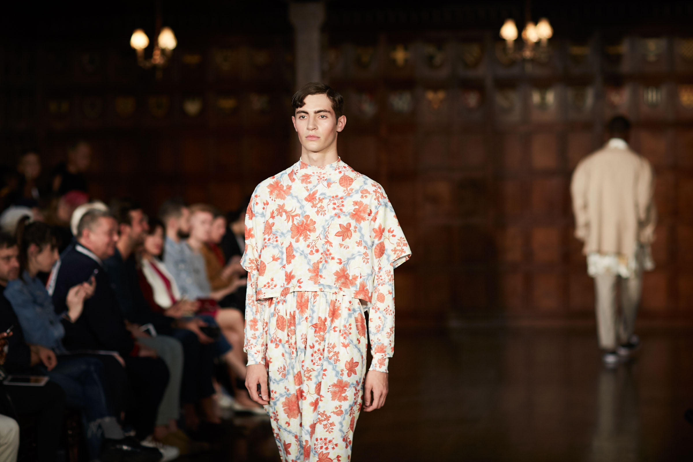 British fashion council london week 32
