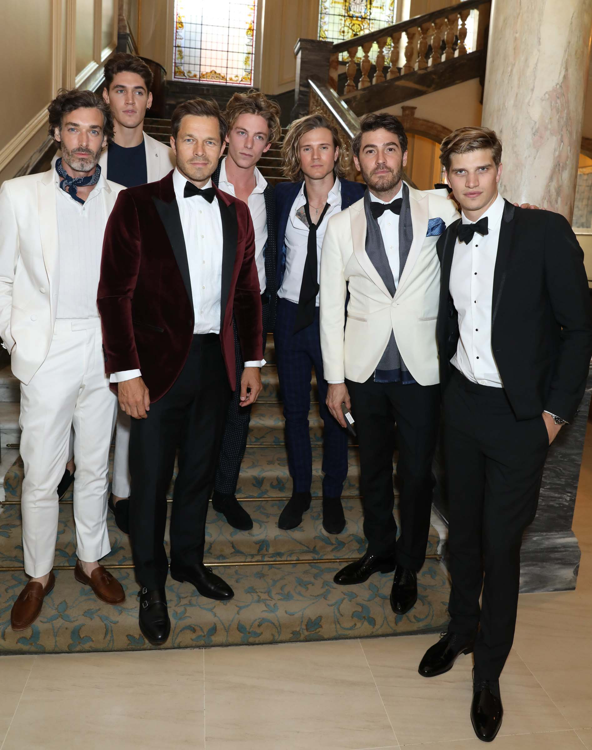One For The Boys Event SS18 (Darren Gerrish, British Fashion Council)