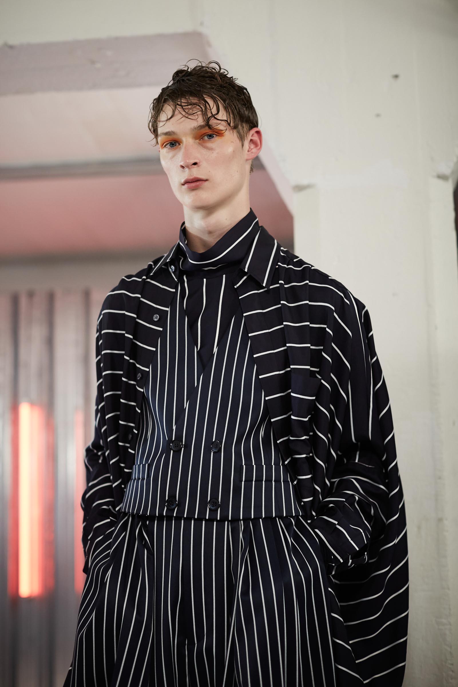 Topman Design SS18, Presentation (Shaun James Cox, British Fashion Council)